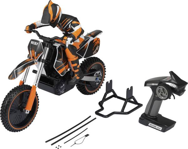 Reely Dirtbike Brushless 1:4 RC Motorfiets | Conrad