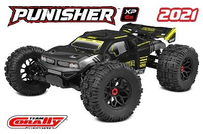 Punisher XP 6S Monster Truck | Team Corally
