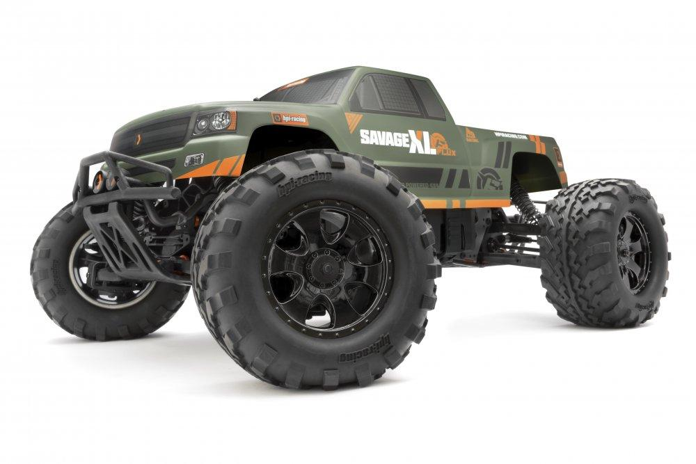 SAVAGE XL Flux GTXL-1 | HPI