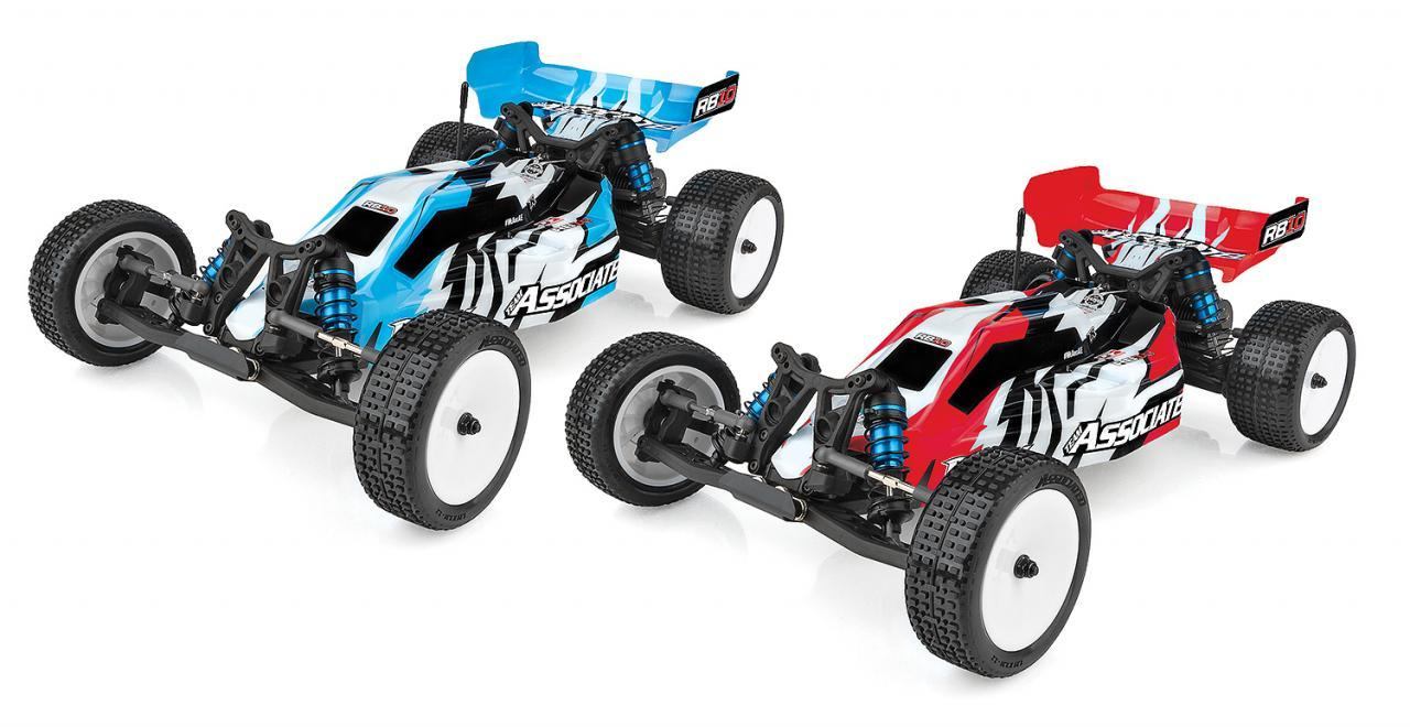 RB10 2-WD Buggy RTR   Team Associated
