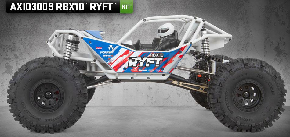 RBX10 Ryft 4WD Kit   Axial