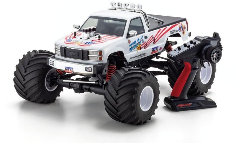 USA-1 VE 4WD EP   Kyosho
